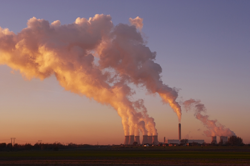Drax Coal Power Station in Yorkshire
