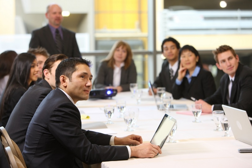 Group presentation advice