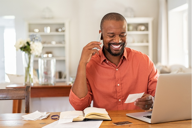 How to stay happy and productive while working from home