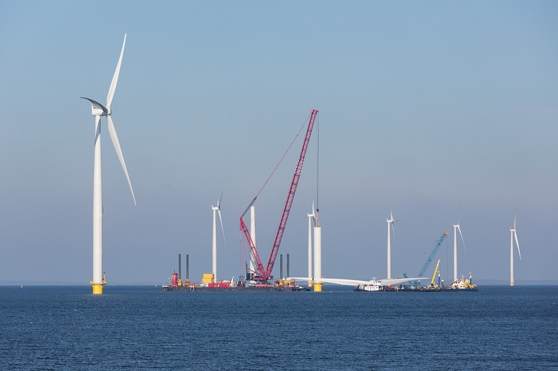 Offshore Wind Turbine Construction
