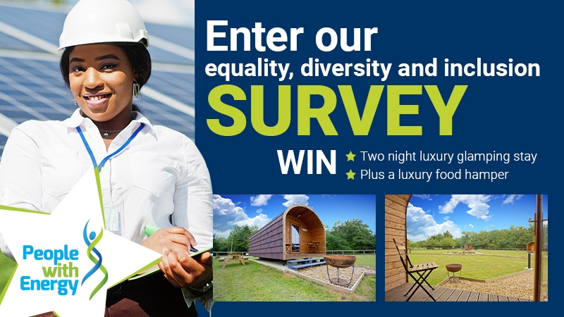 Enter our recruitment survey to win a two night stay
